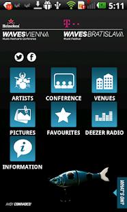 Waves Vienna & Bratislava 2013 - screenshot thumbnail