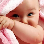 Cute Babies HD Live Wallpaper