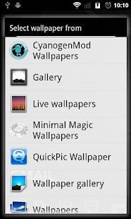 Minimal Magic for CM7 (Donate)- screenshot thumbnail