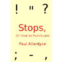 Stops –  Or How to Punctuate logo