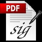 Rellene y firme formularios PDF icon