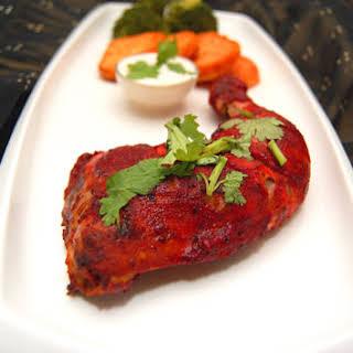 Arvinda's Tandoori Chicken.