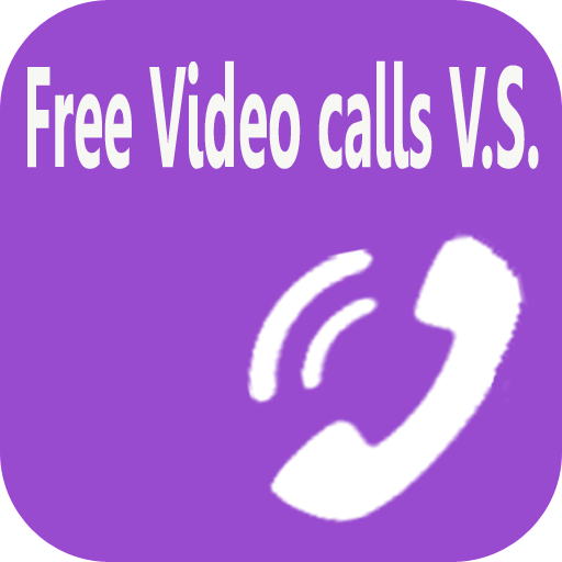 Free Video Calls V.S LOGO-APP點子