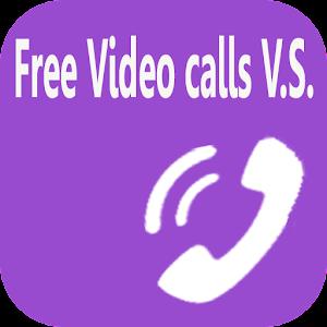 Free Video Calls V.S 媒體與影片 App LOGO-硬是要APP