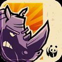 WWF Rhino Raid icon