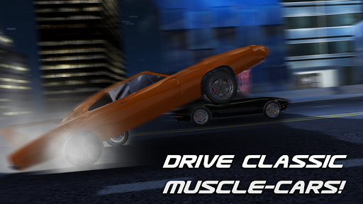 Drag Racing 3D game for Android screenshot