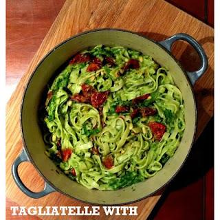 Tagliatelle Vegetarian Recipes.