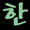 recent korea history logo