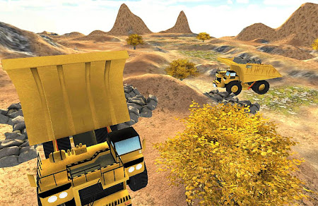 dump truck driving simulator 1.0 screenshot 55227