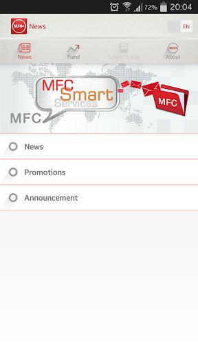 MFC Smart App