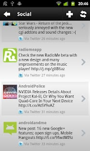 RadioMe - screenshot thumbnail