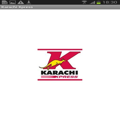 KarachiXpress 通訊 LOGO-阿達玩APP