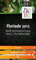 Screenshot of Floriade 2012 - Venlo (EN)