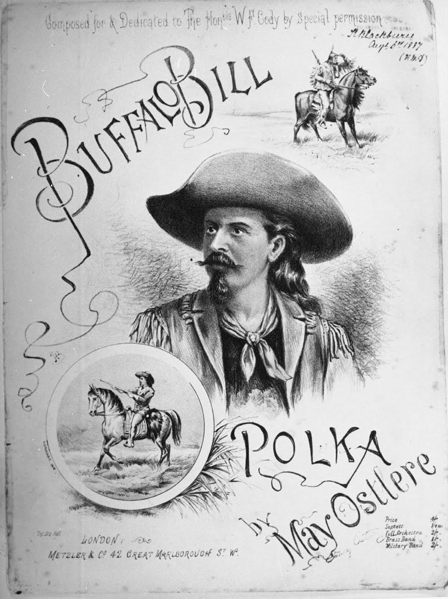 a life history of william frederick cody the buffalo bill William frederick cody (iowa, 26 de fevereiro de 1846 — denver, 10 de janeiro de 1917), ou simplesmente buffalo bill, foi um aventureiro americano nascido no condado de scott, iowa, eua.