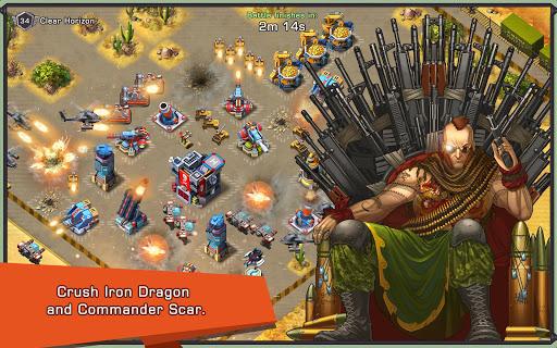Iron Desert - Fire Storm 5.6 screenshots 12