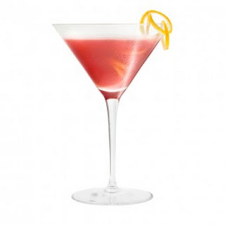 Finlandia Vodka Cranberry French Martini.