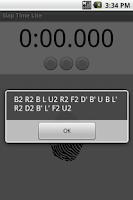 Screenshot of Tap Time