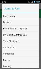 TOEFL Essential Words Screenshot 2