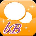 bB - 出会い・マッチング・恋愛・理想の恋人探し! icon