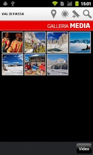 Val di Fassa Tourist Guide- miniatura screenshot