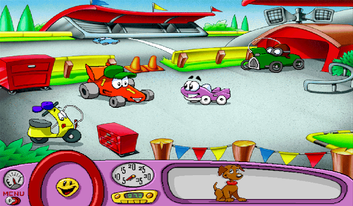 Putt-Putt® Enters the Race v1.0.2