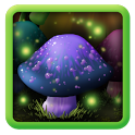 Magic Mushrooms Livewallpaper icon