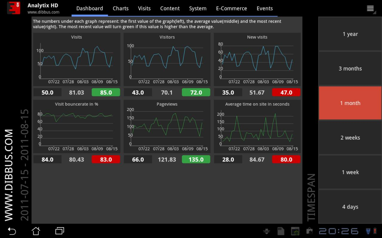 Analytix HD- screenshot