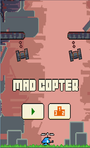 mad helicopter
