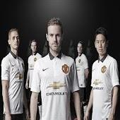 Man Utd Attack HD Wallpaper