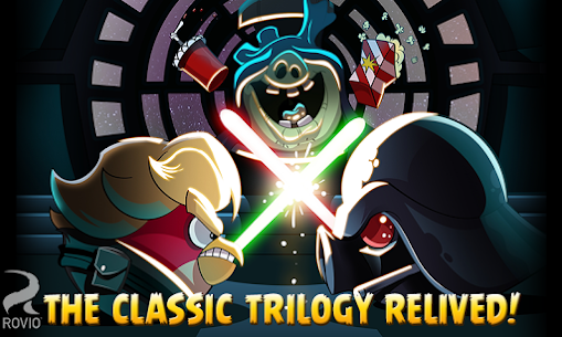 Angry Birds Star Wars 1.5.13 Mod Apk [Unlimited Money] 3