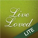 Live Loved by Max Lucado Lite logo