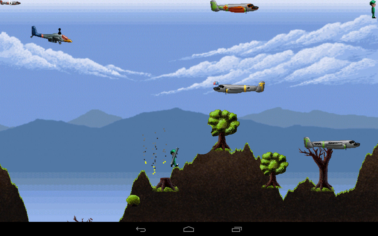 Air Attack (Ad) - screenshot