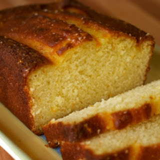 Orange Yogurt Bread.