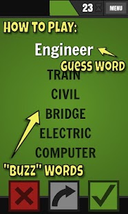 Buzzwords Lite - screenshot thumbnail