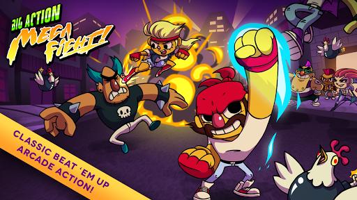 Big Action Mega Fight!  screenshots 11