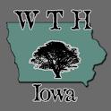 What the Hunt Iowa icon