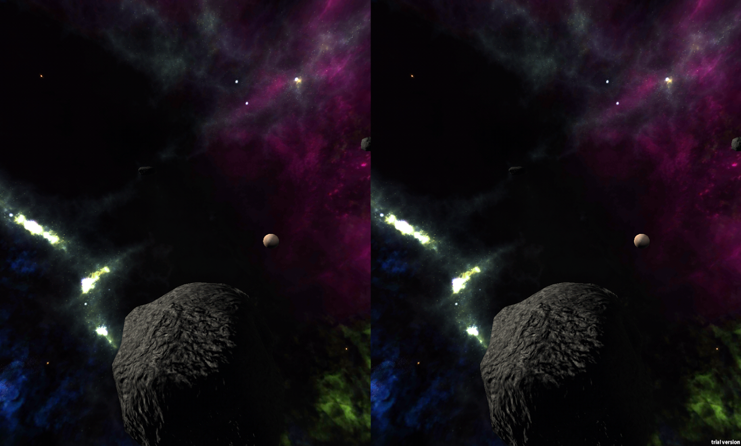 VR Space Relaxation- screenshot
