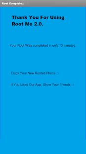 Root Me 2.0 - screenshot thumbnail