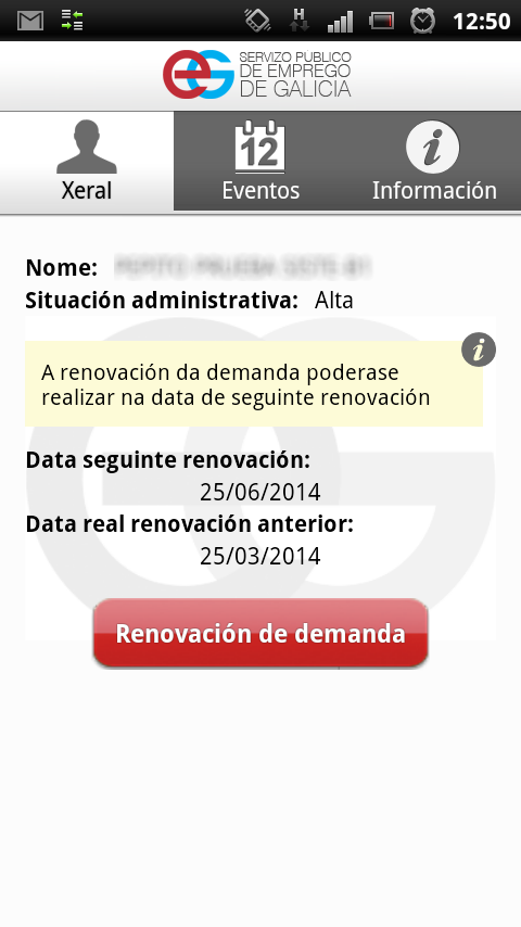 MOBEM- screenshot