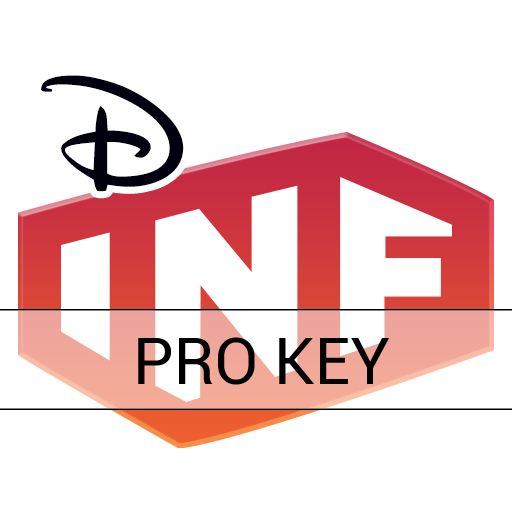 My Disney Infinity Collec. Pro LOGO-APP點子