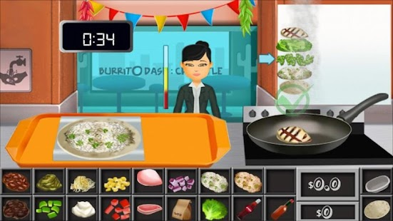 free cooking games