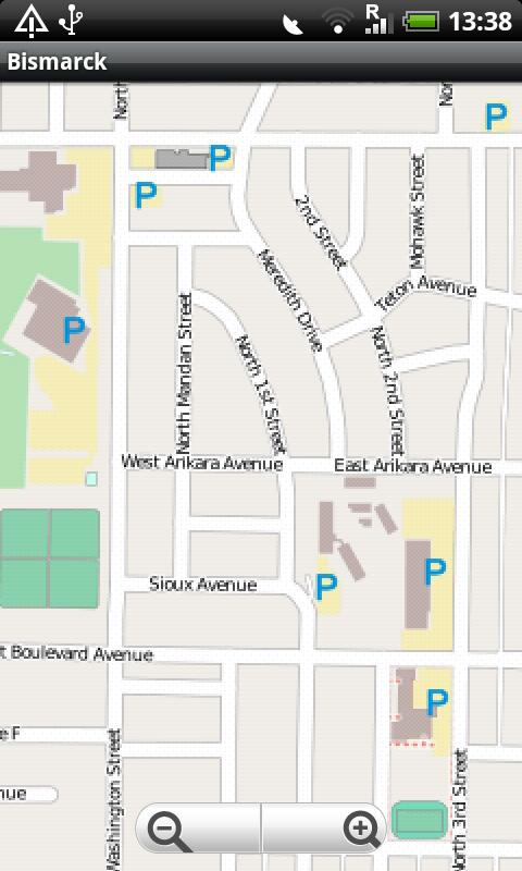 Bismarck Street Map Android Apps on Google Play
