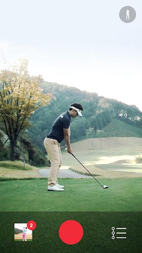 필드나스모 - 골프존 골프 스윙 촬영 분석 레슨 앱
