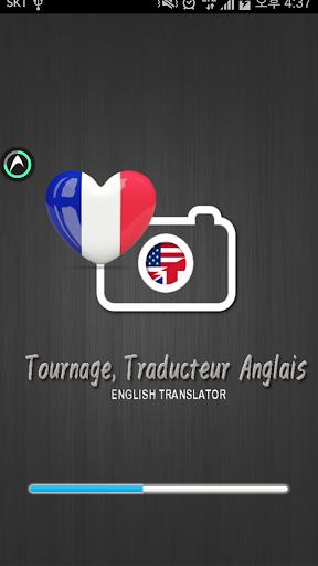 Tournage Traducteur Anglais