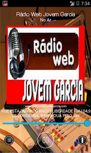 Radio Web Jovem Garcia