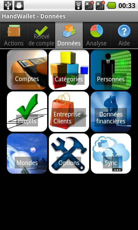 gestion du budget applications android sur google play. Black Bedroom Furniture Sets. Home Design Ideas
