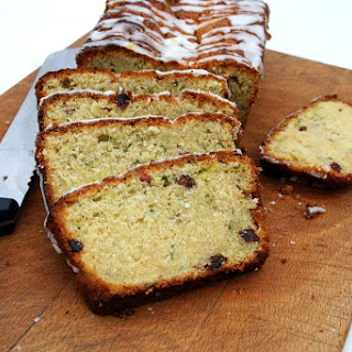 Courgette and Apple Cake Recipe