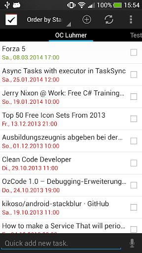 Task Sync - ToDo List