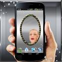 Mirror Transparent Launcher icon