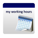 My Working Hours Free icon